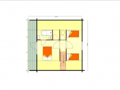 eagle first floor plan